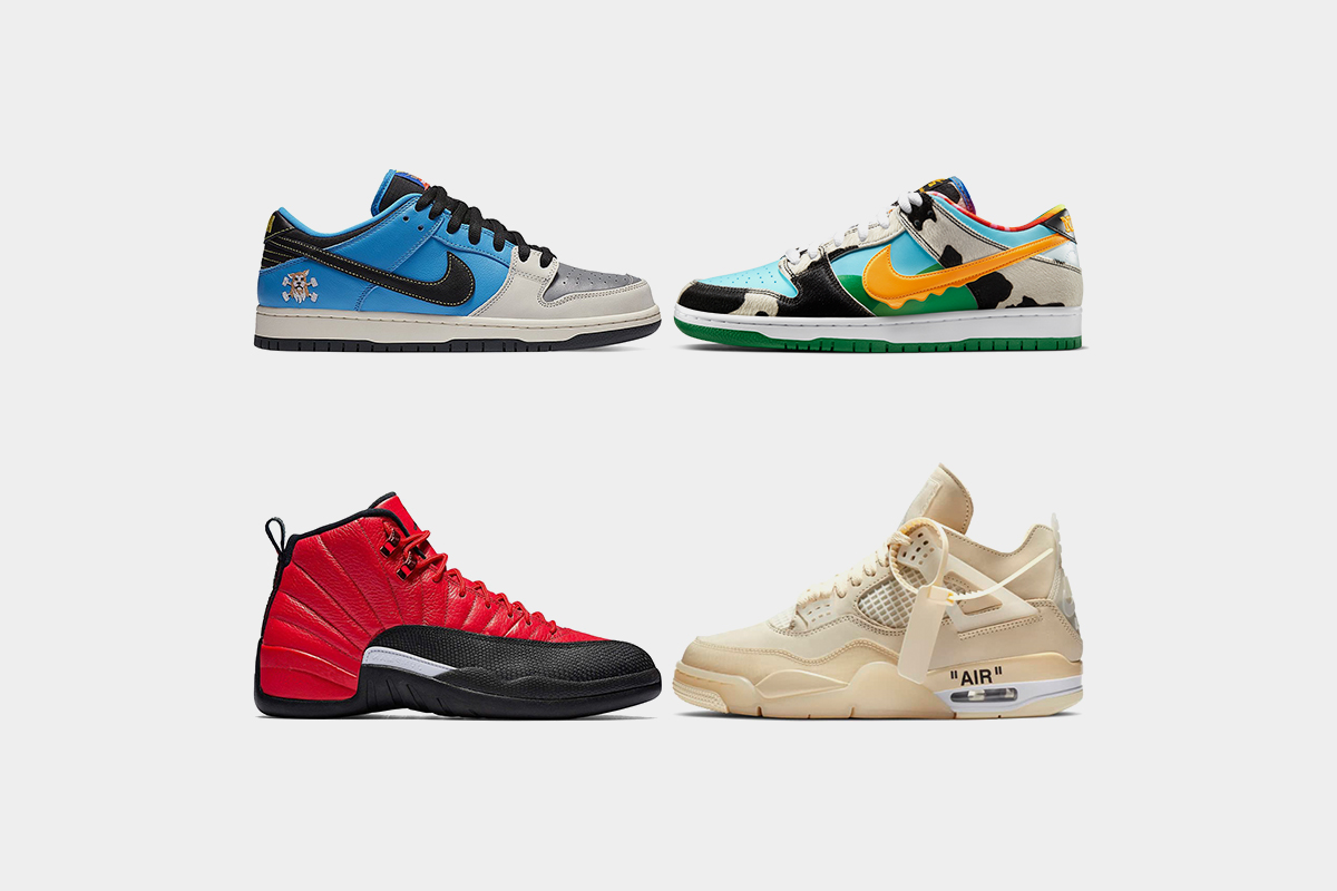 12 Most Hyped Shoes to Resell In 2020