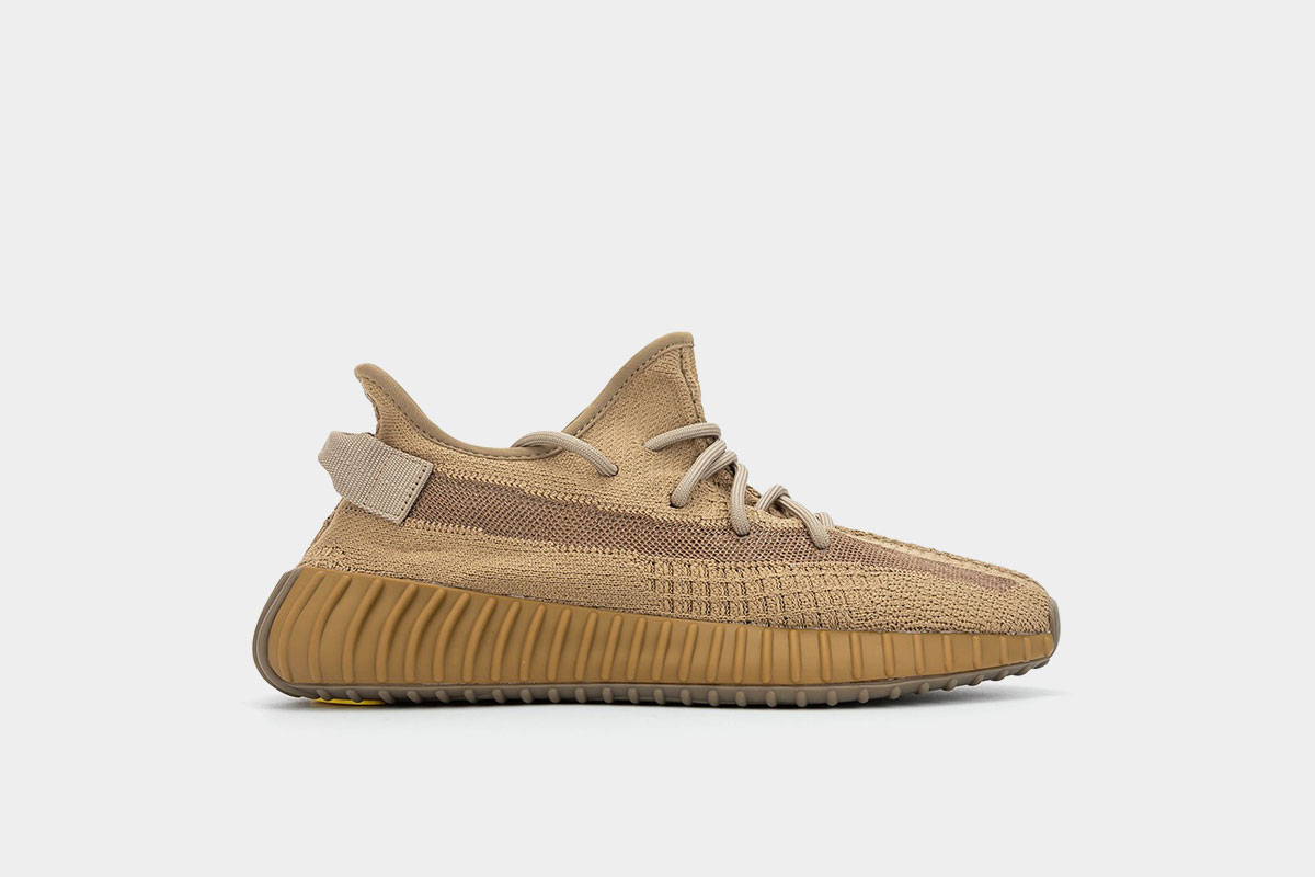 Yeezy 350 v2 Earth Release and Resale