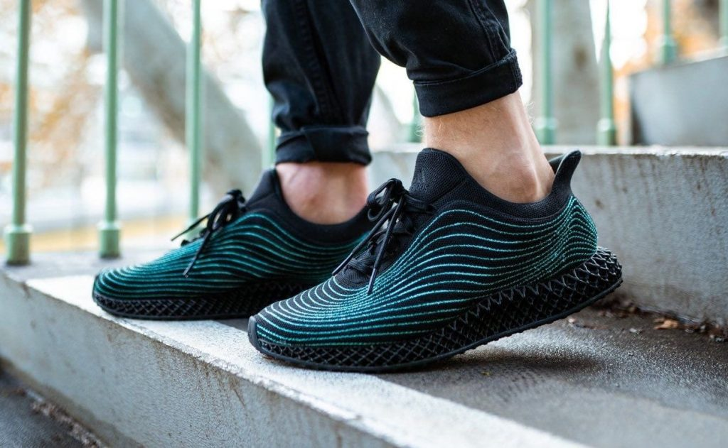 Adidas ultra boost dna Parley Core Black on Feet