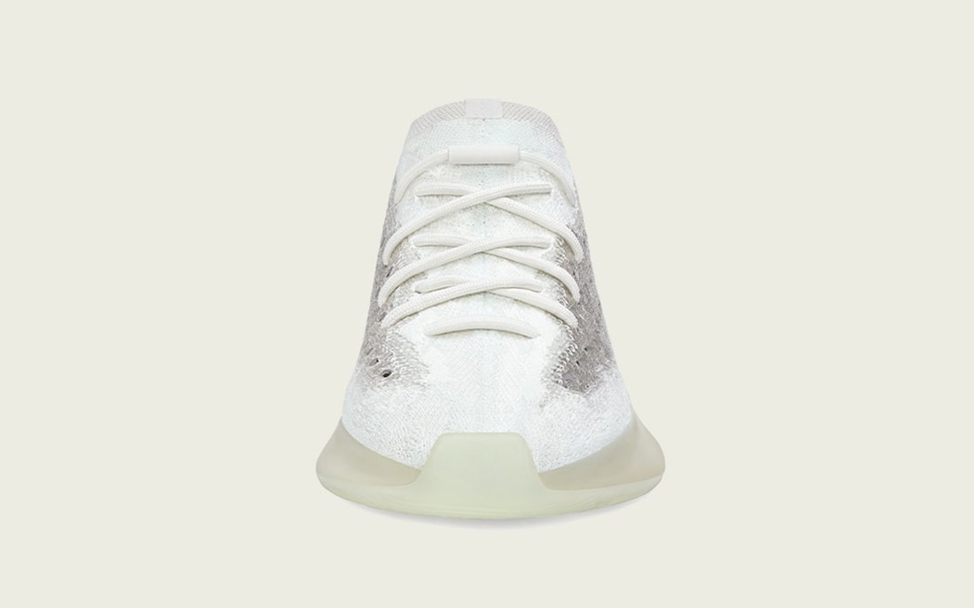 Adidas-Yeezy-380-Calcite-Glow-Front-View