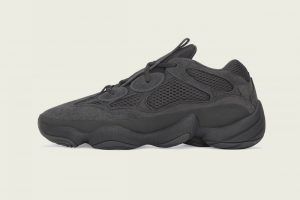 Adidas-Yeezy-500-Utility-Black-Left-Side-View