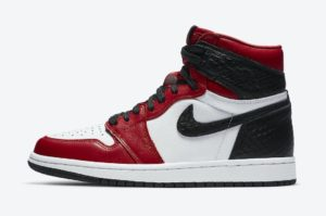 Air-Jordan-1-High-Satin-Snake-Side-View