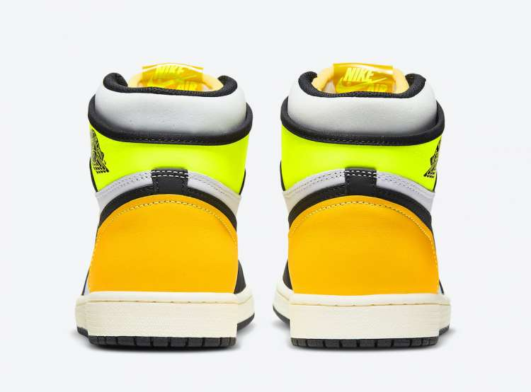Air-Jordan-1-High-OG-Volt-Gold-Rear-View