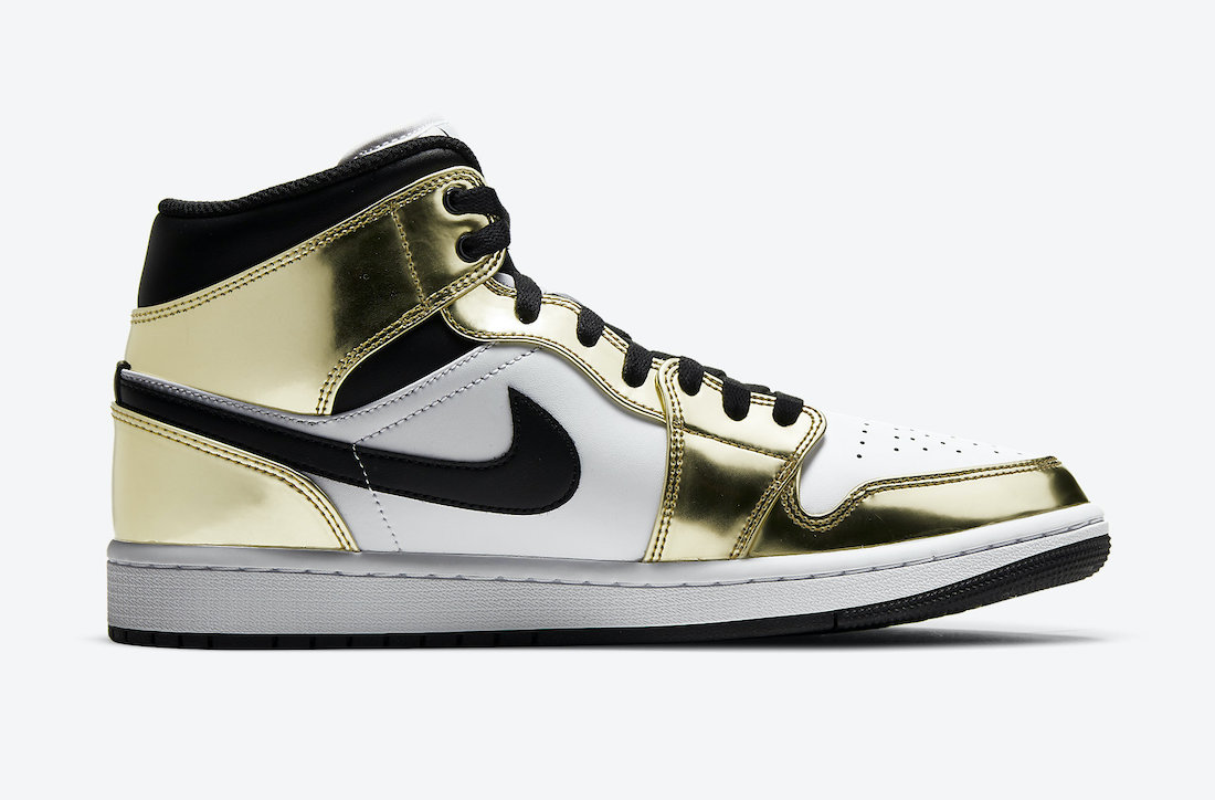Air-Jordan-1-Mid-Metallic-Gold-Side-View-Right