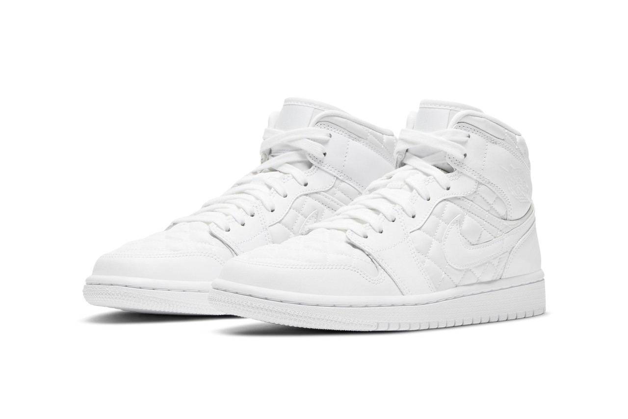 Air-Jordan-1-Mid-Quilted-White-Full-View