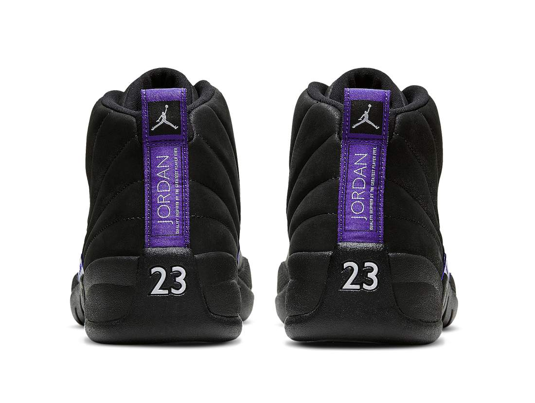 Air-Jordan-12-Retro-Dark-Concord-Rear-View