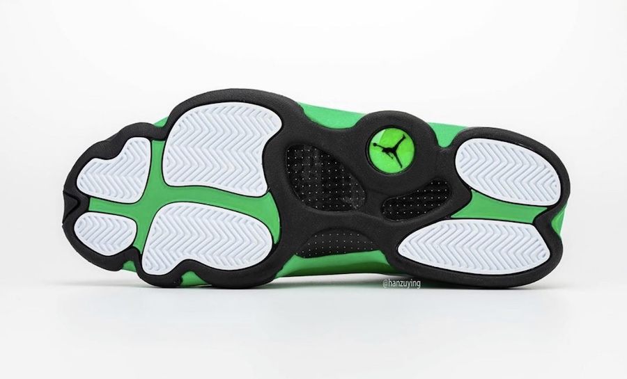 Air-Jordan-13-Lucky-Green-Sole