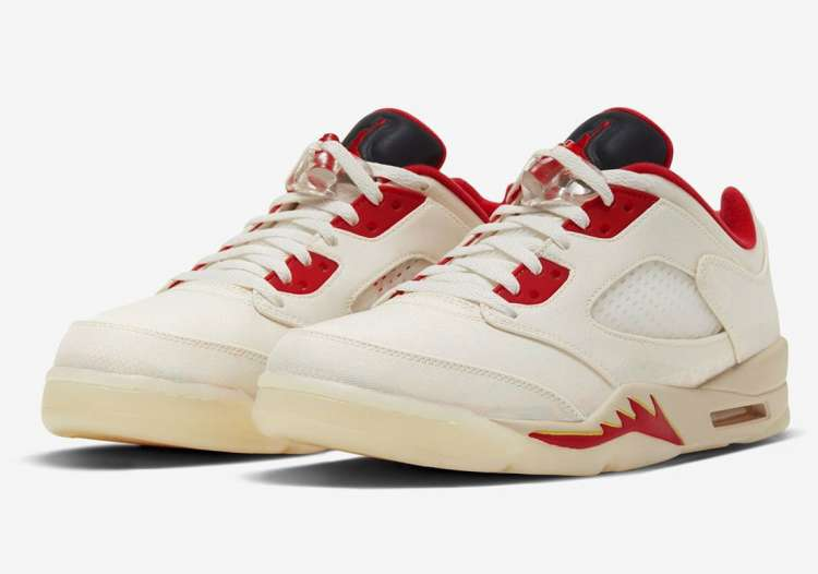 Air-Jordan-5-Low-Chinese-New-Year-Front-View