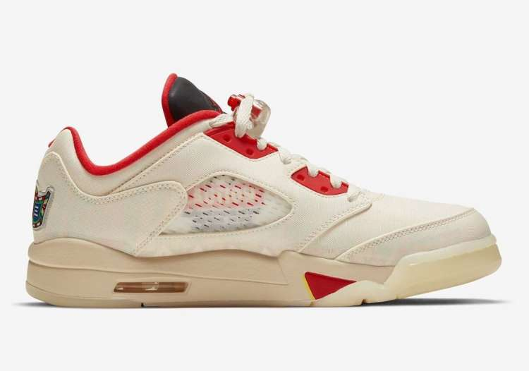 Air-Jordan-5-Low-Chinese-New-Year-Side-View