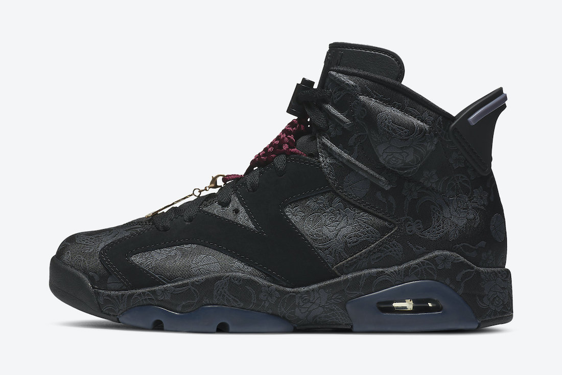 Air-Jordan-6-Singles'-Day-Side-View