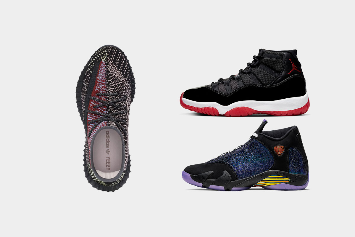 December 2019's Most Hyped Sneakers