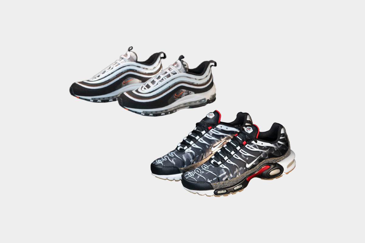 Nike X Foot Locker Air Max 97 Plus Remix Release Date And Resale Guide Six Figure Sneakerhead