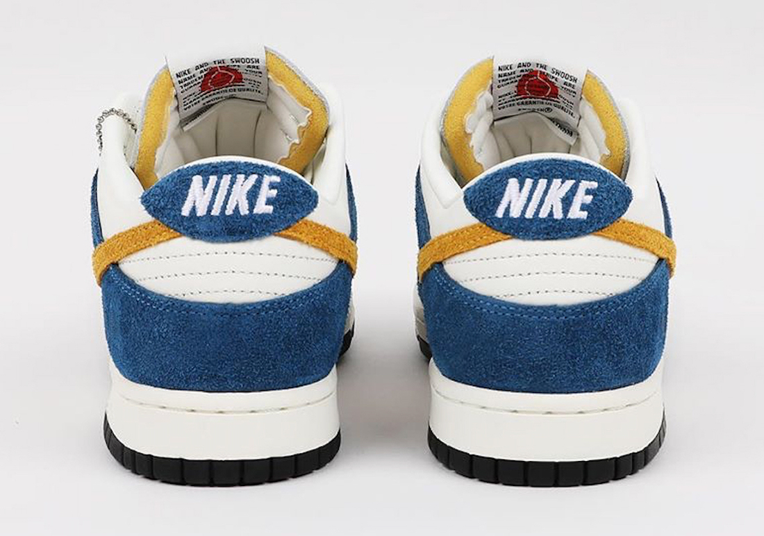 Kasina-Nike-Dunk-Low-Industrial-Blue-Rear-View