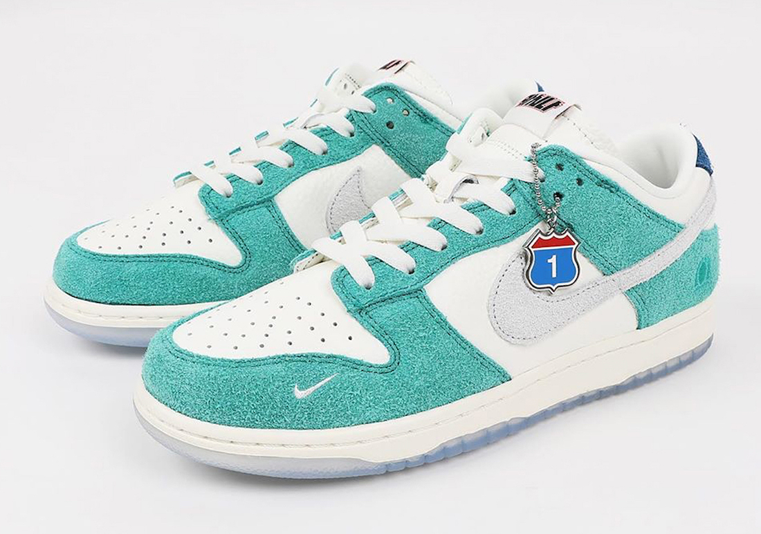 Kasina-x-Nike-Dunk-Low-Neptune-Green-Full-View