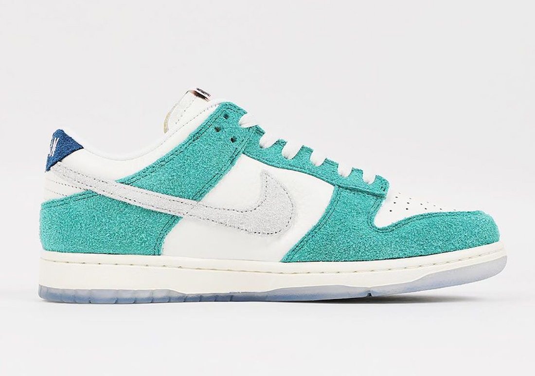Kasina-x-Nike-Dunk-Low-Neptune-Green-Side-View-Right