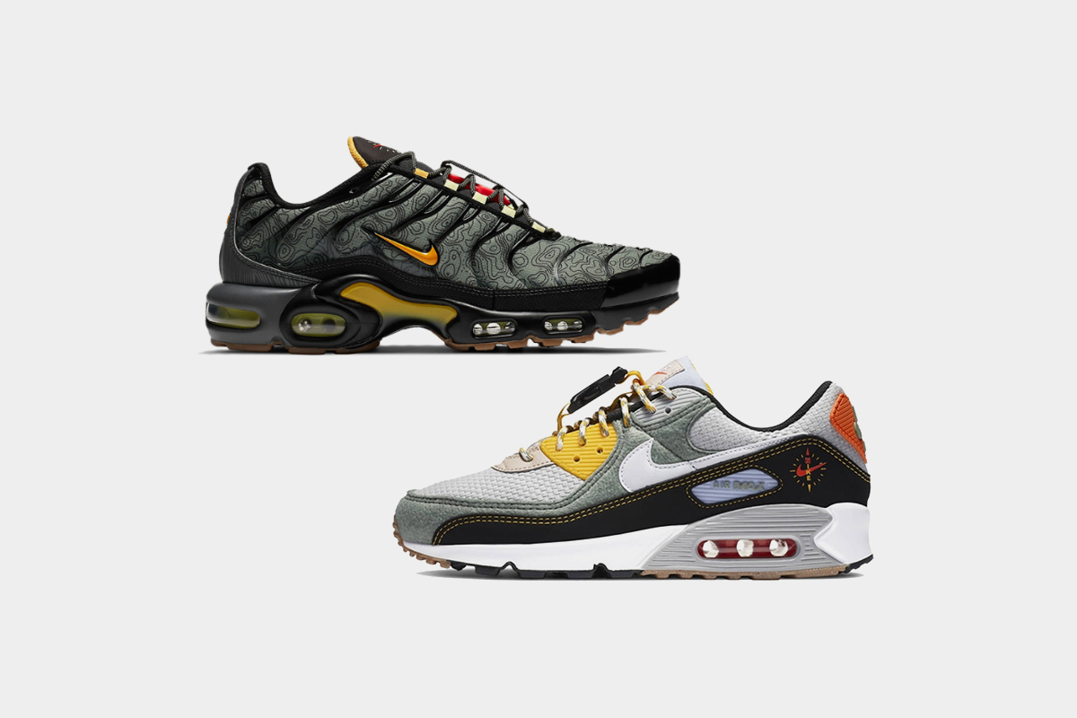 Nike Air Max 90/Plus Fresh Perspective Release Date and Resale ...