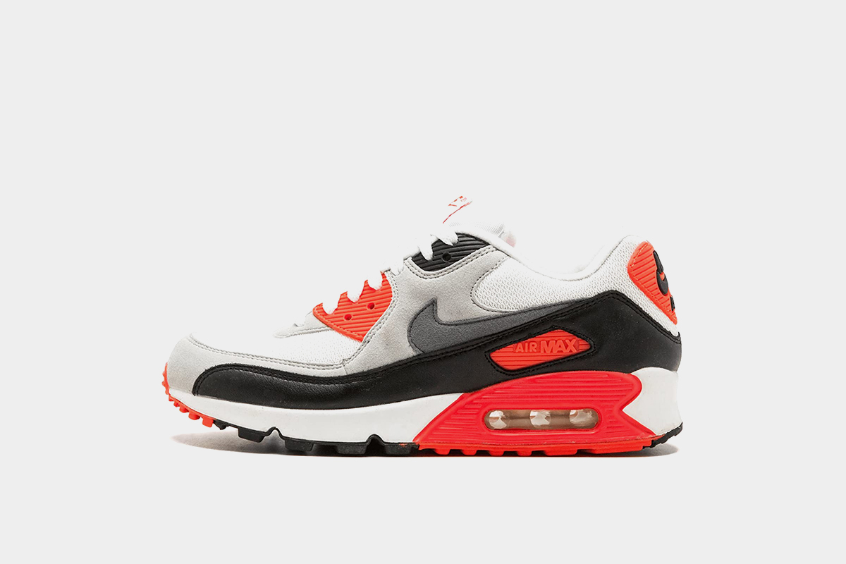 nike air max 90 x off white resell
