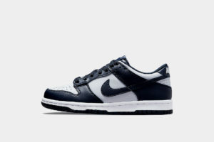 Nike dunk low georgetown sneaker for reselling with great value