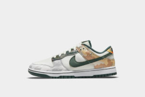 nike dunk low se multi camo resalable sneaker investment