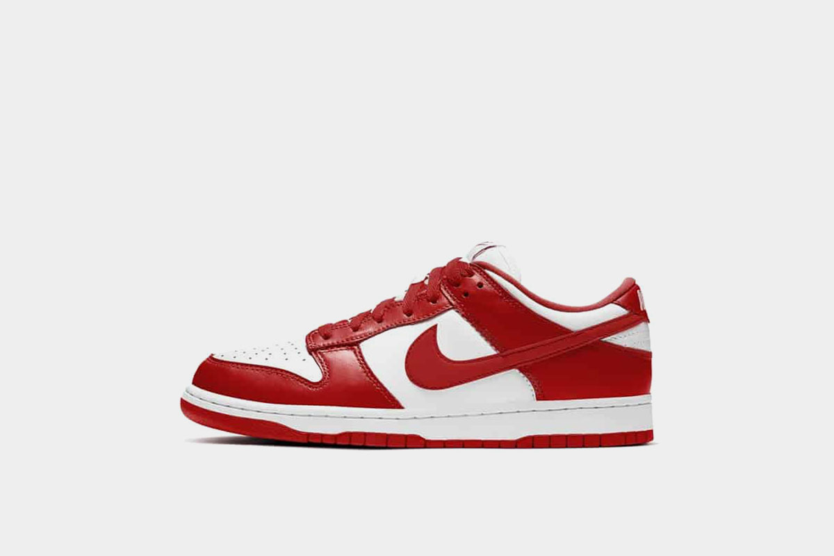 Nike Dunk Low SP University Red | Six