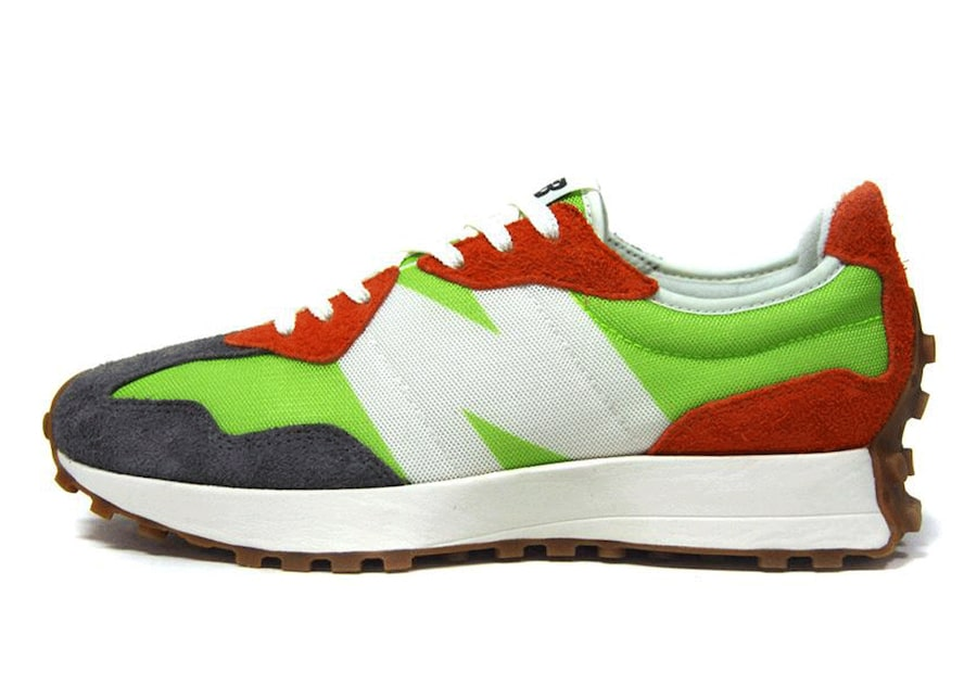 New-Balance-327-Lime-Green-Side-View