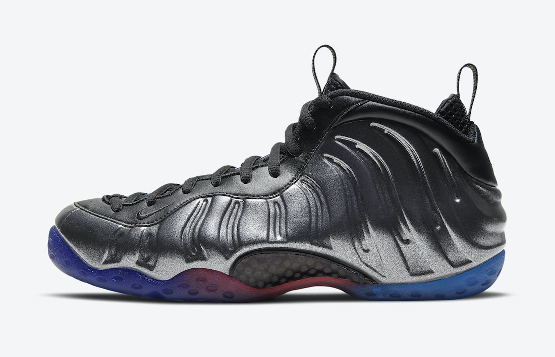 Air Foamposite One Concord Royal White Black Game 314996005 ...