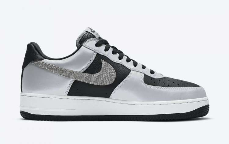 Nike-Air-Force-1-B-3m-Snake-Side-View