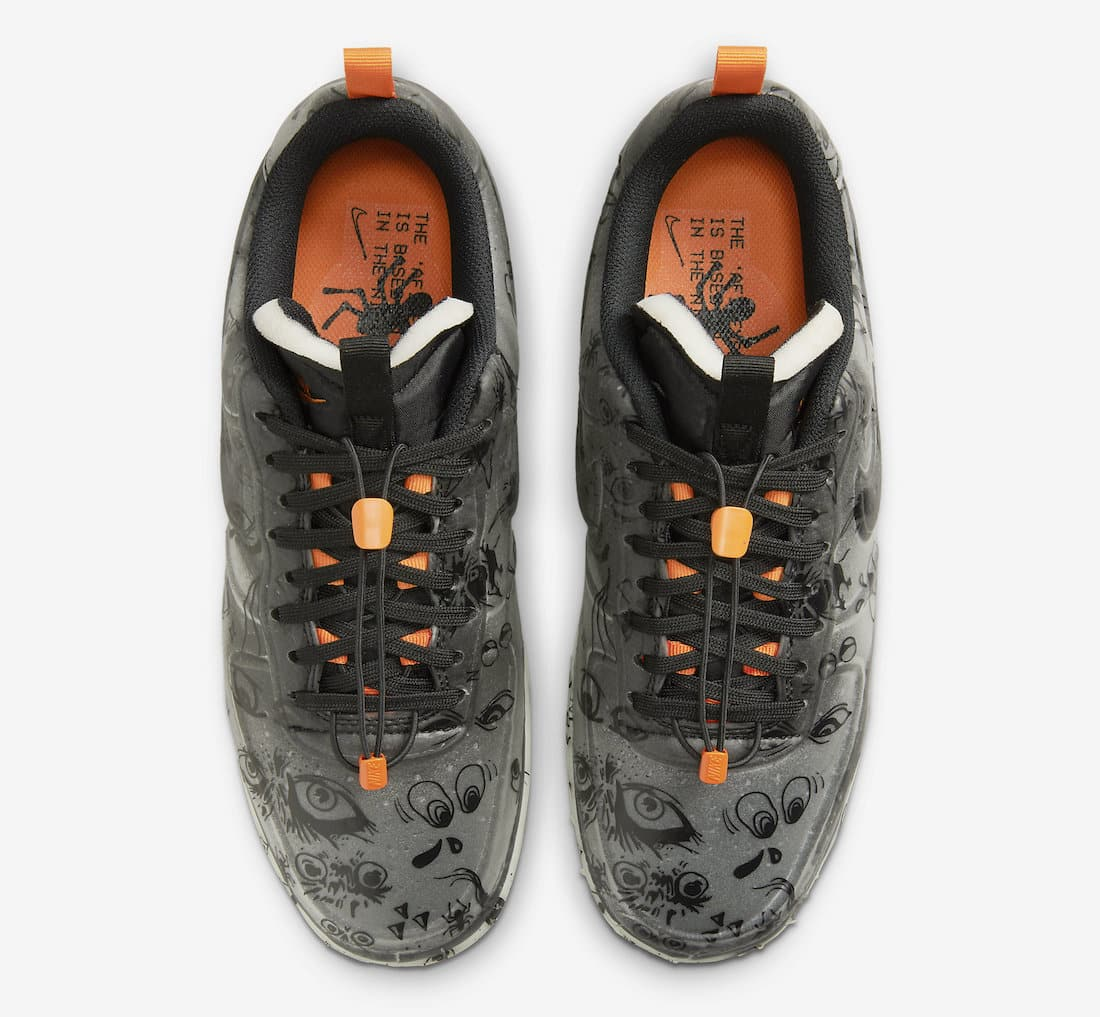 Nike Air Force 1 Low Experimental Halloween Hover View
