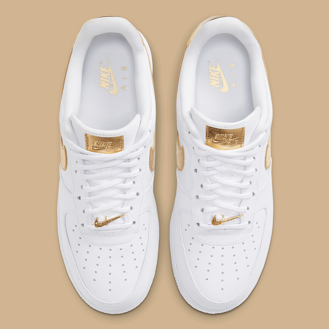 Nike-Air-Force-1-Low-Metallic-Gold-Hover-View