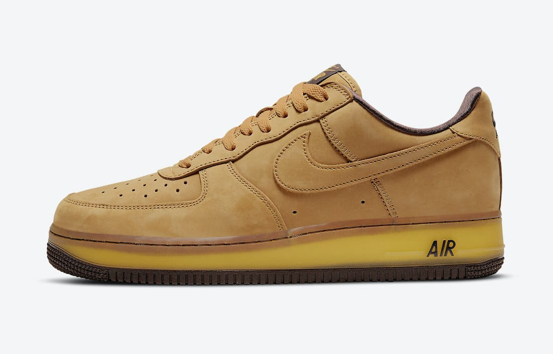 Nike-Air-Force-1-Low-Wheat-Mocha-Side-View