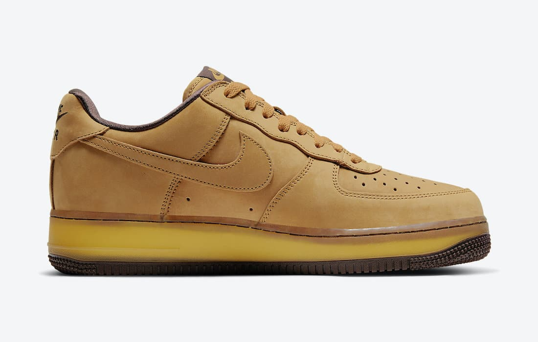 Nike-Air-Force-1-Low-Wheat-Mocha-Right-Side-View