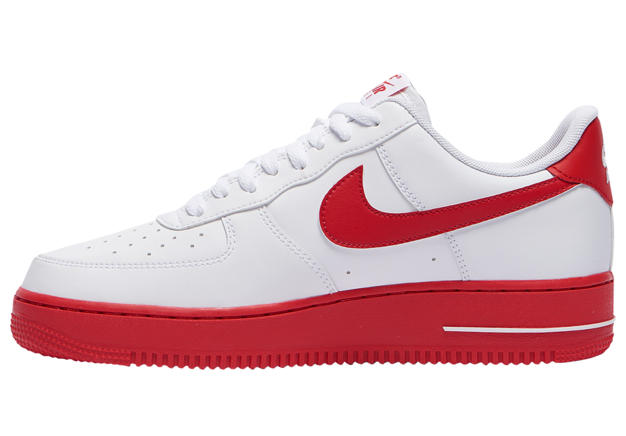 Nike-Air-Force-1-Low-University-Red-side-view
