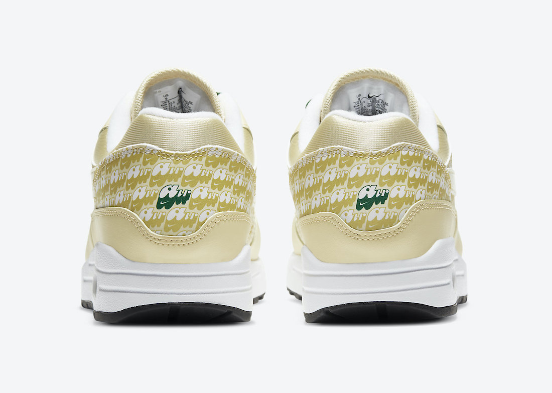 Nike-Air-Max-1-Lemonade-Rear-View