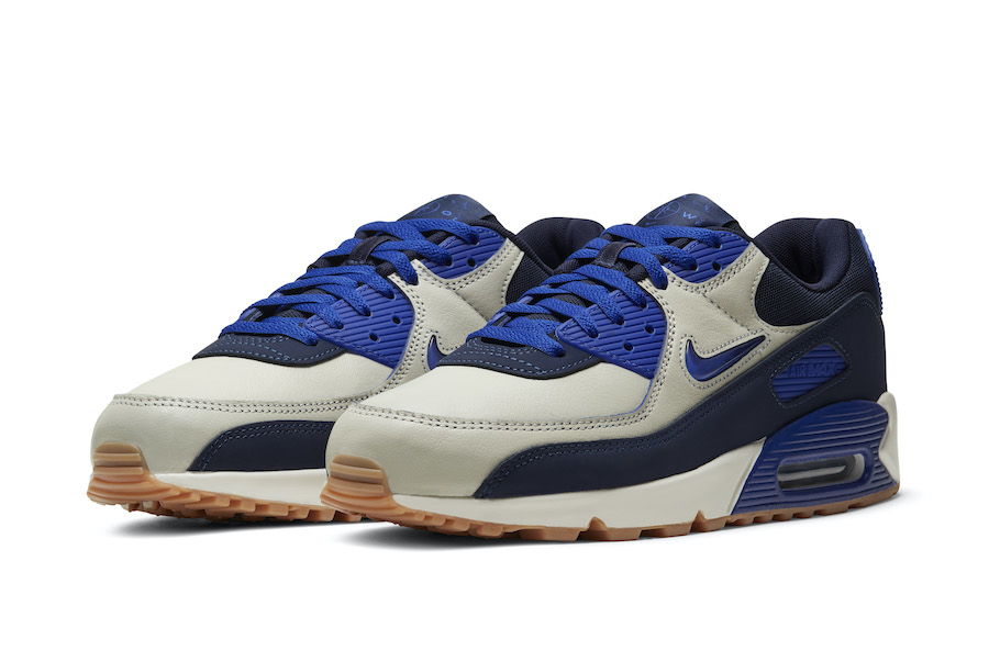 Nike air max 90 concord gum front view