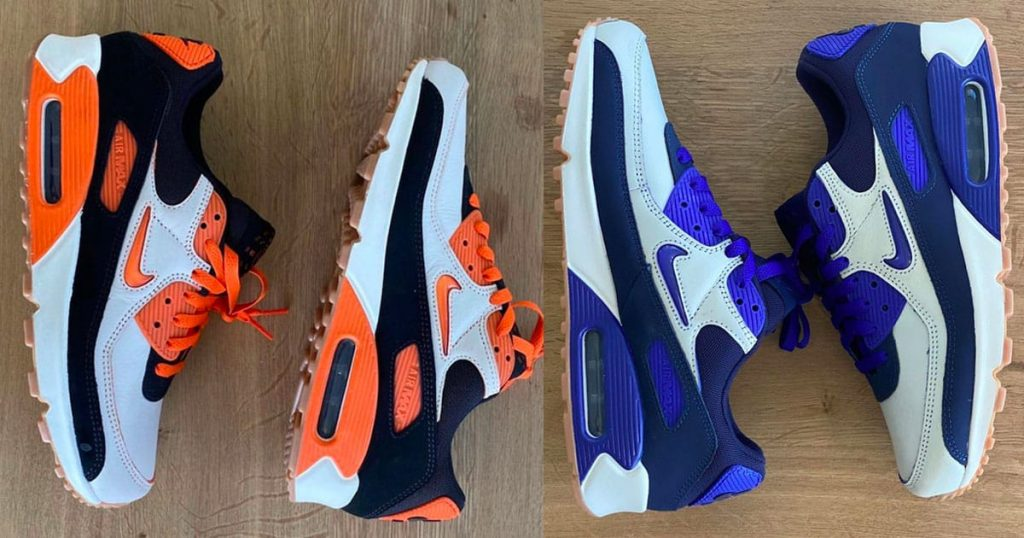 Nike Air Max 90 Home and Away