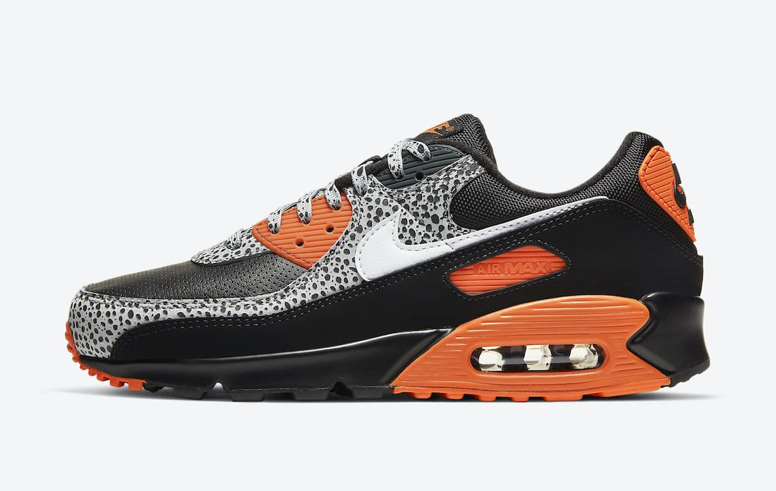 Nike-Air-Max-90-Safari-Left-Side-View