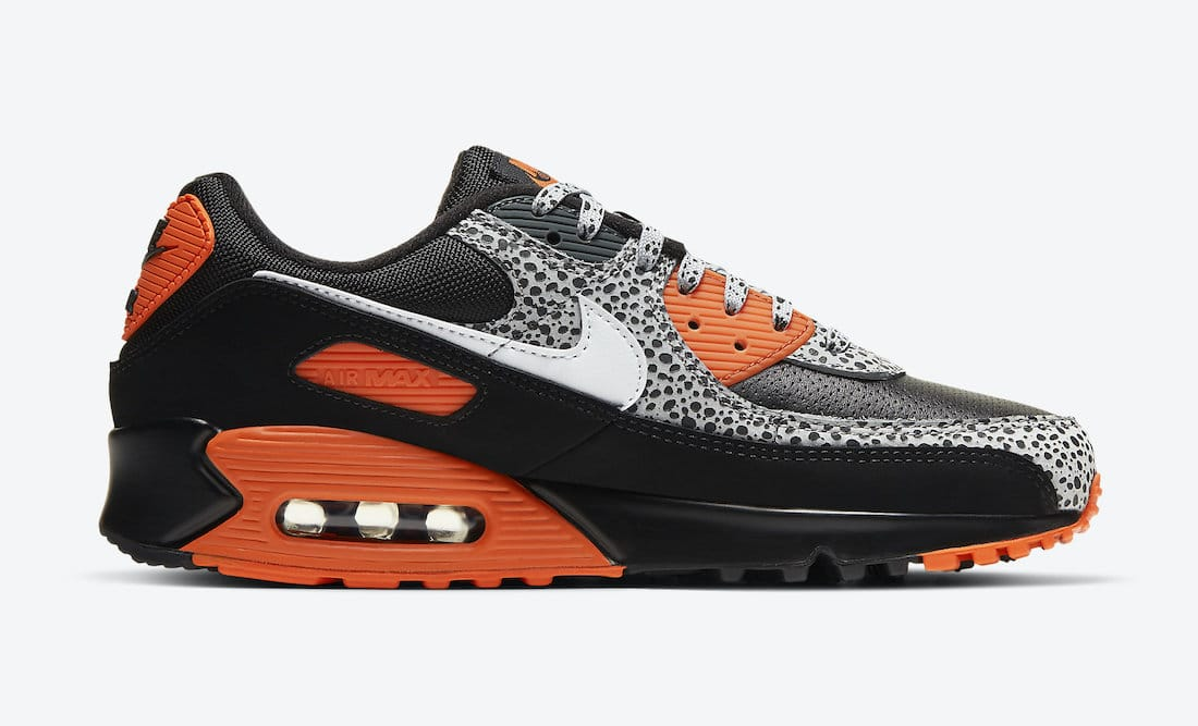 Nike-Air-Max-90-Safari-Right-Side-View