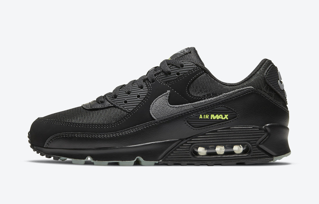 Nike-Air-Max-90-Spider-Web-Side-View