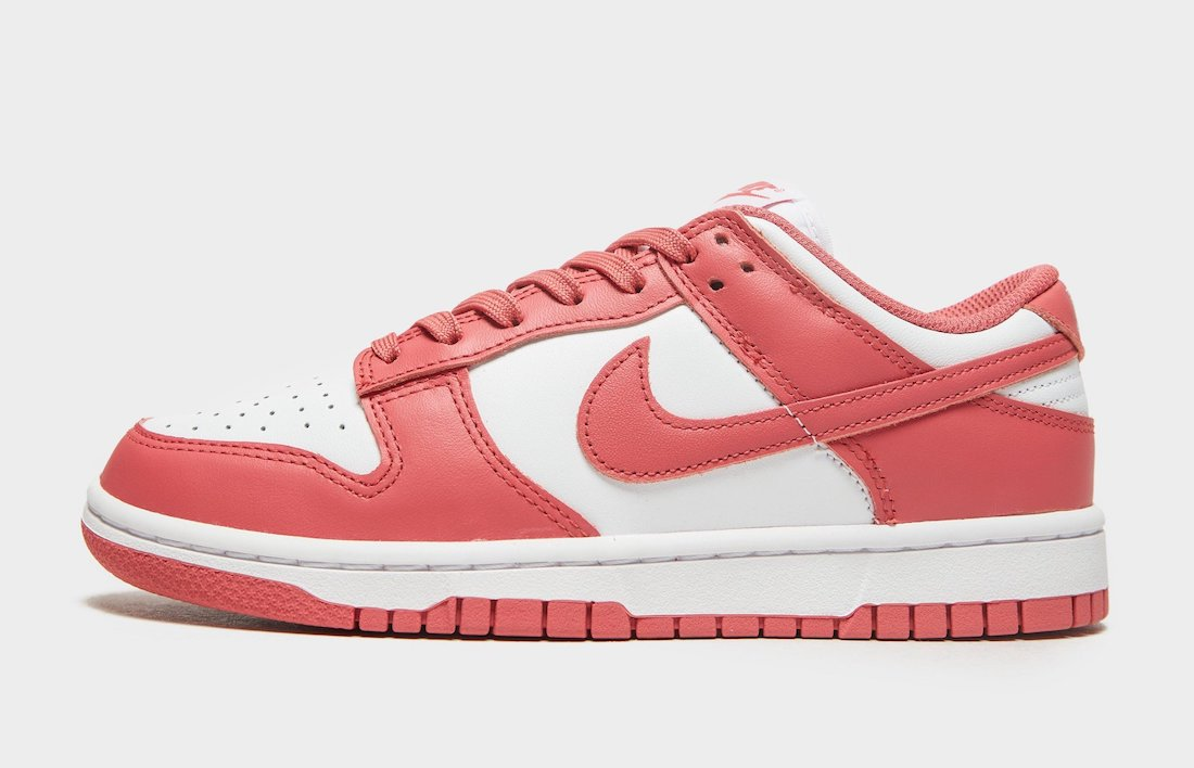 Nike Dunk Low Archeo Pink Side View