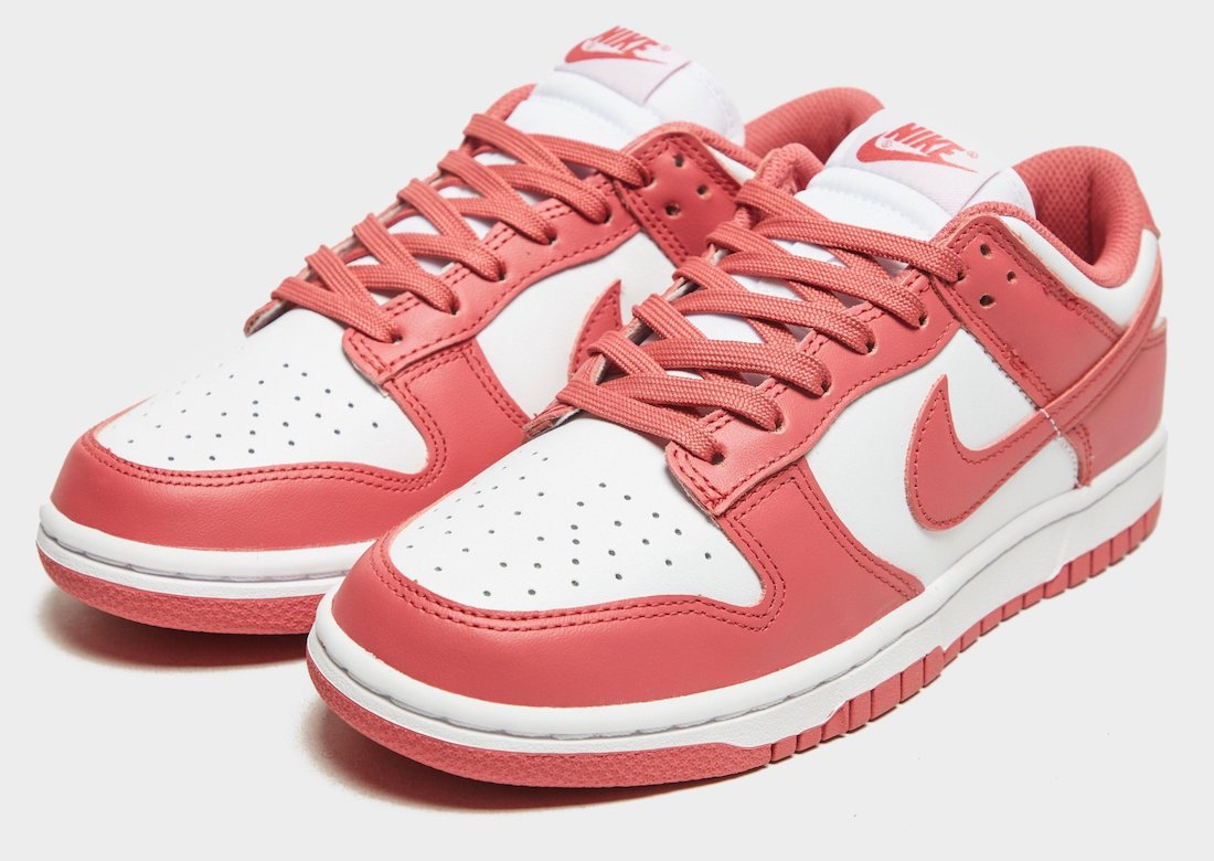 Nike Dunk Low Archeo Pink Full View