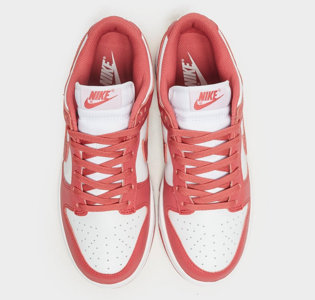 Nike Dunk Low Archeo Pink Hover View