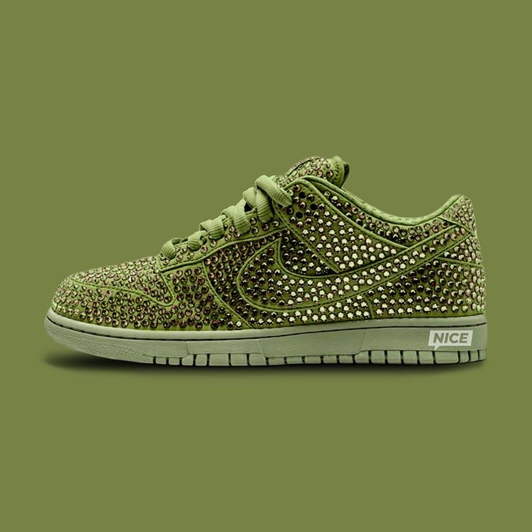 Nike-Dunk-Low-Cactus-Plant-Flea-Market-Spiral-Sage-Side-View