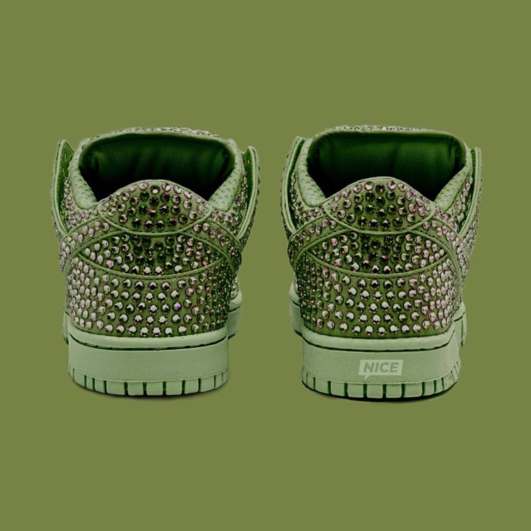 Nike-Dunk-Low-Cactus-Plant-Flea-Market-Spiral-Sage-Rear-View