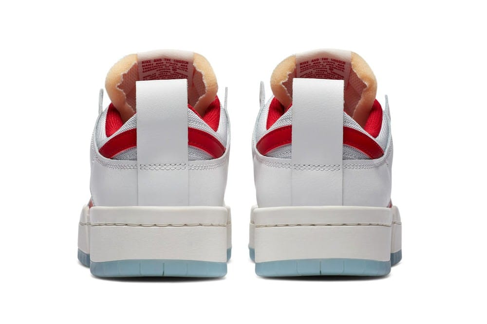 Nike-Dunk-Low-Disrupt-Gym-Red-Rear-View