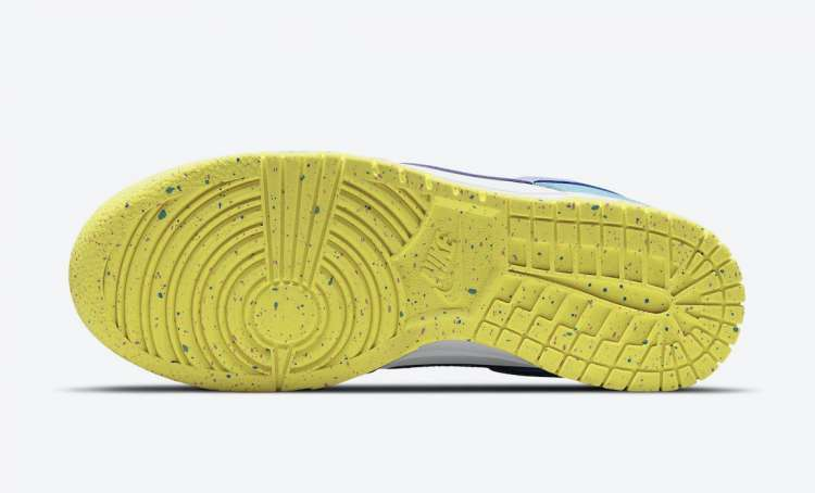 Nike-Dunk-Low-Easter-Outsole