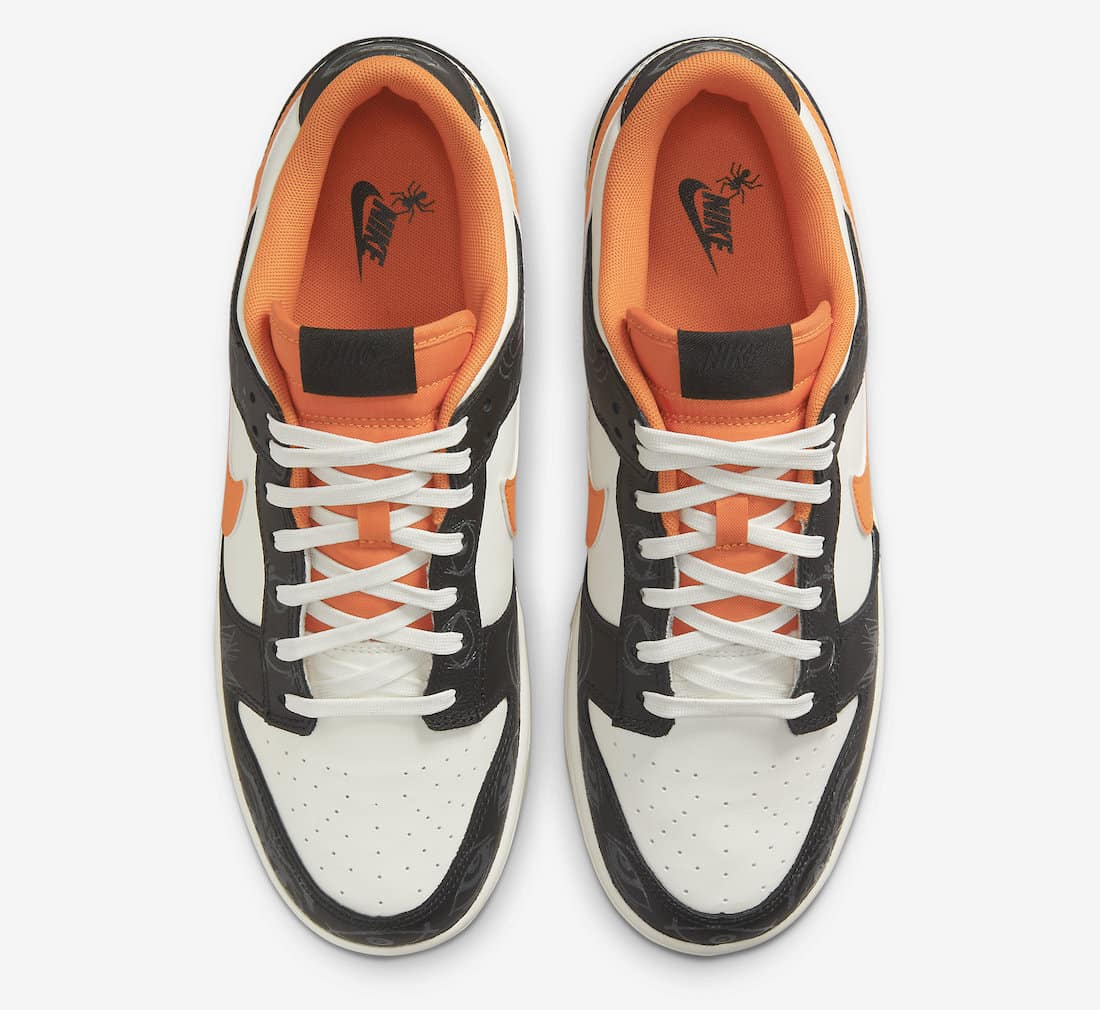 Nike Dunk Low Halloween 2021 Hover View