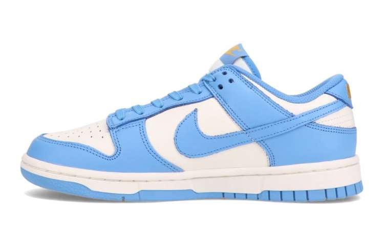 Nike-Dunk-Low-Sail-Left-Side-View