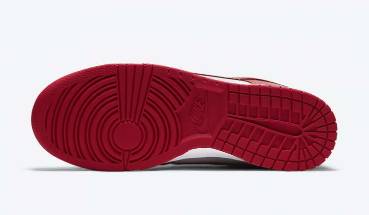 Nike-Dunk-Low-UNLV-Outsole