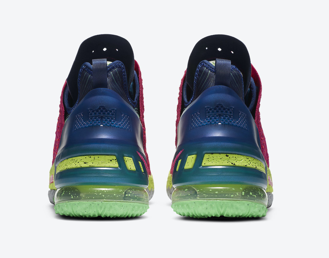 Nike-LeBron-18-Los-Angeles-By-Night-Rear-View