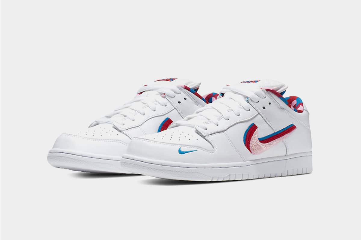 Nike Parra SB Dunk Low Release Guide